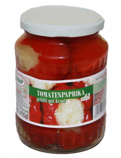 gefüllter Tomatenpaprika