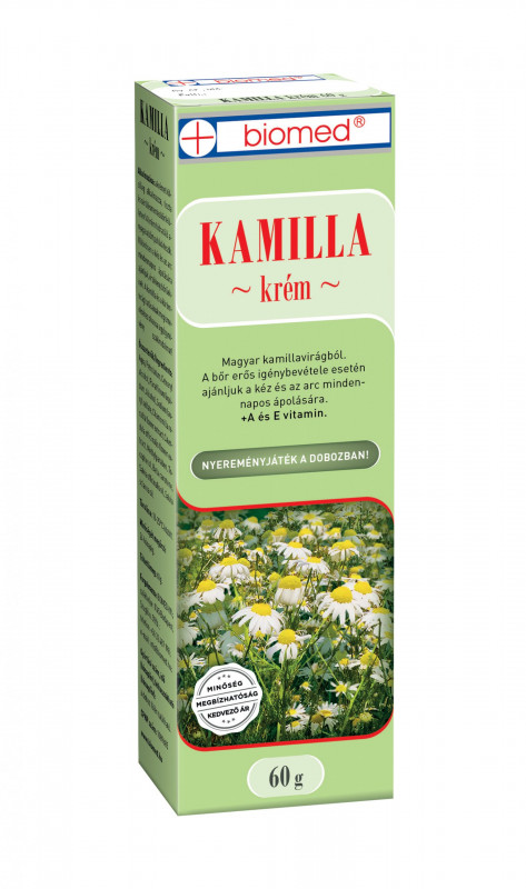 Biomed Kamilla krém 60g,Kamille-Creme