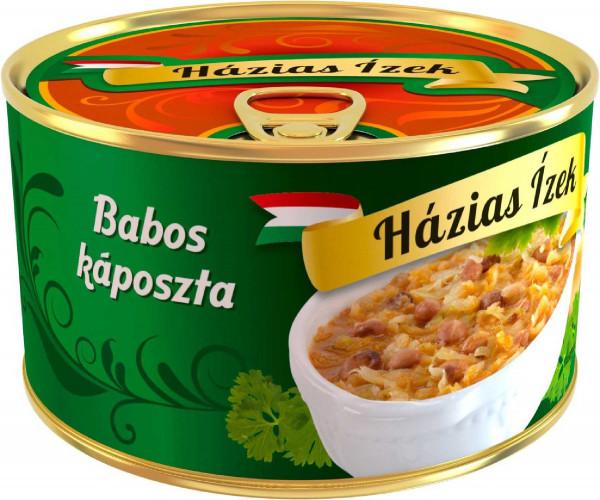 Sauerkraut mit Bohnen | 400g