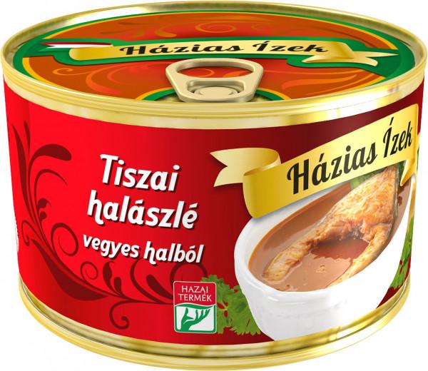 Theisser Fischsuppe 400g / Tiszai Halaszle