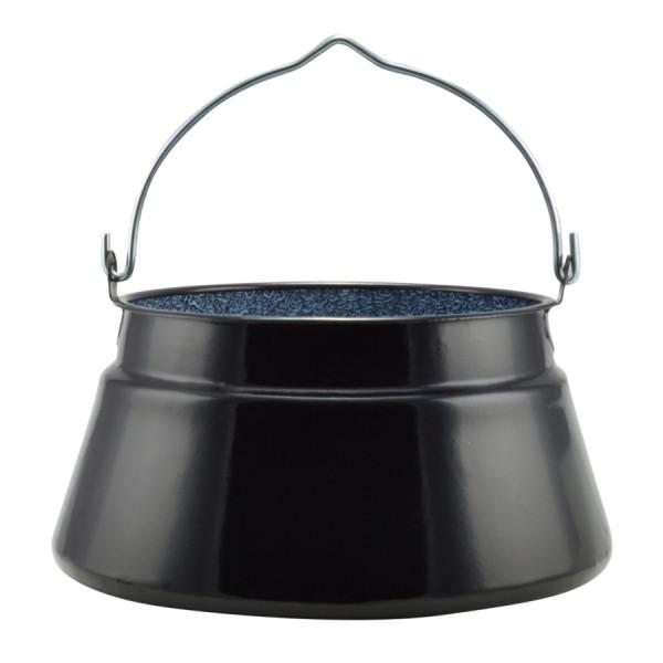 Fischsuppekessel emailliert 20 Liter