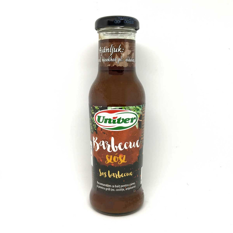 Barbecue Grillsauce 265g