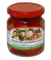 Kirschpaprika gefüllt 220ml