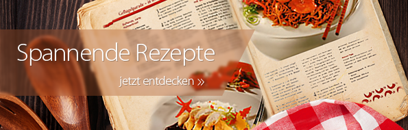 Spannende Rezepte aus der ungarischen Küche!