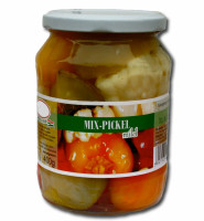 Mix-Pickel mild 720ml