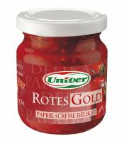 Rotes Gold - ungarische Paprikacreme mild
