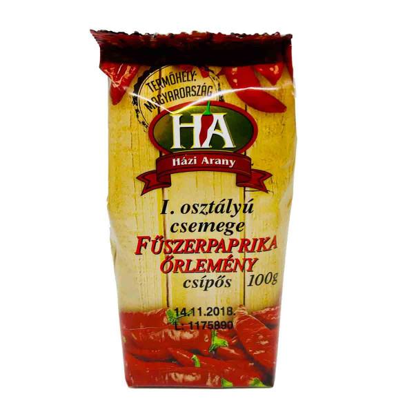 Ungarisches paprikapulver scharf 100g ebay for Ungarisches paprikapulver