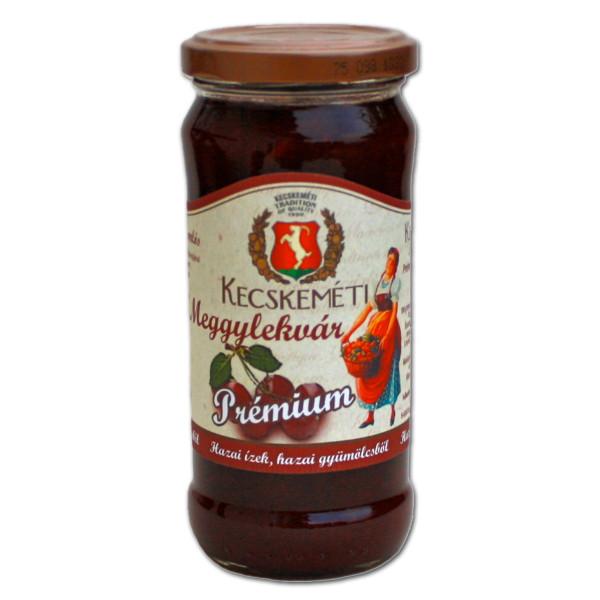 Kirschmarmelade - ungarisches Erzeugnis
