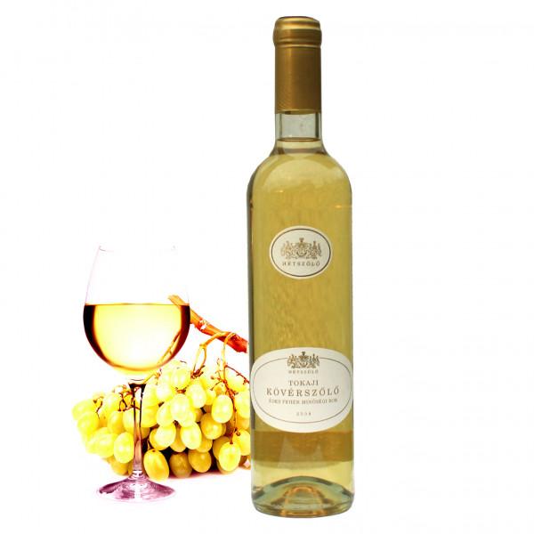 Tokajer Wein - ungarische Spezialität