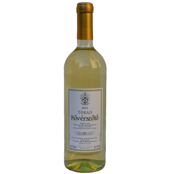 Tokajier Kövérszölö - Weißwein halbtrocken 0,75l - 2013