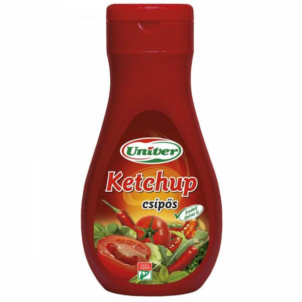 Ungarischer Ketchup von Univer scharf