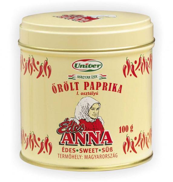 Édes Anna | süsser Paprika in Schmuckdose