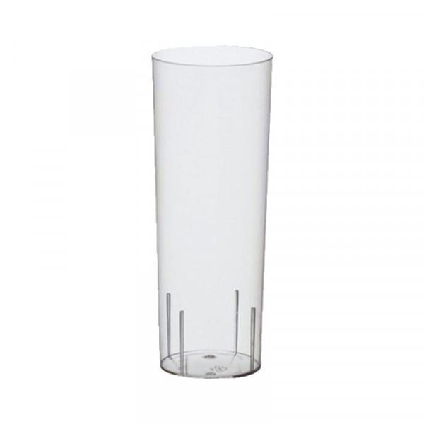 10 Gläser für Longdrinks, PS 0,3 l - glasklar