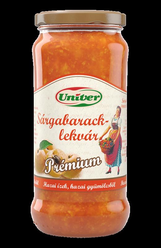 Kecskeméti Sárgabaracklekvár - Aprikosenmarmelade - original ungarisches Erzeugnis