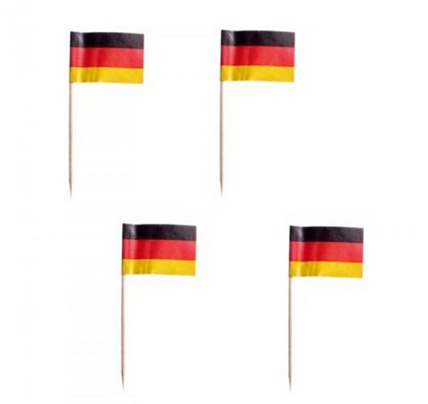 """Deko-Picker 8 cm """"Deutschland"""""""