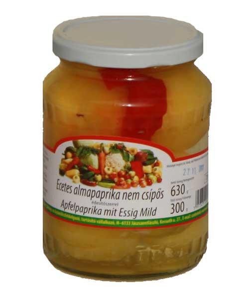 Apfelpaprika, mild 720ml