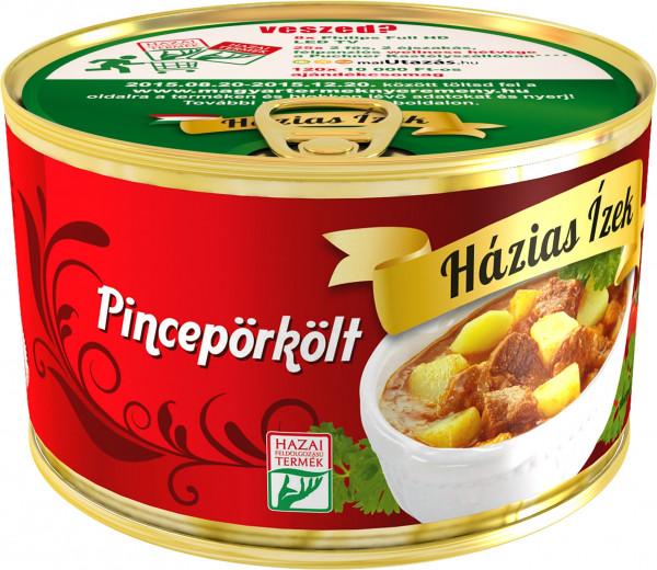 ungarischer Gulasch mit Kortoffeln