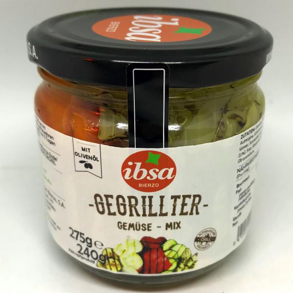 Gegrillter Gemüse - Mix