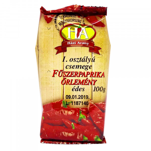Ungarischer paprika paprikapulver von h zi arany for Ungarisches paprikapulver