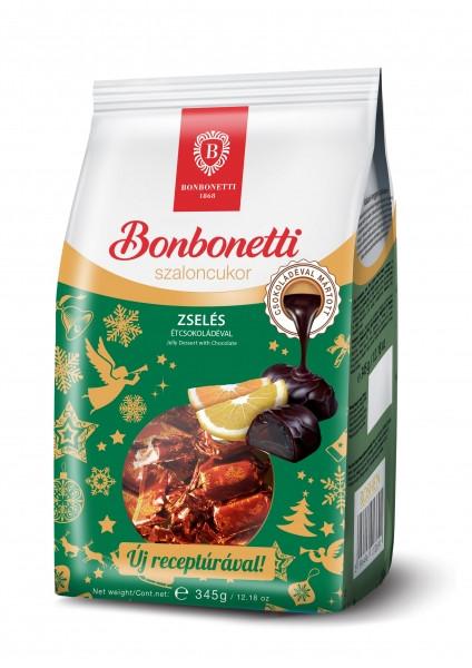 """Bonbonetti Szaloncukor Gelée-Dessert """"Zselés"""""""
